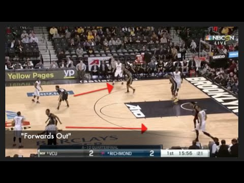 Breaking Down the Most Efficient Princeton Offense in the NCAA: Richmond Spiders
