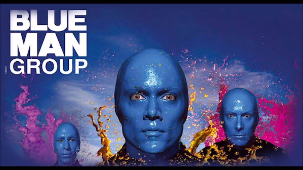 Tickets To Blueman Group 2