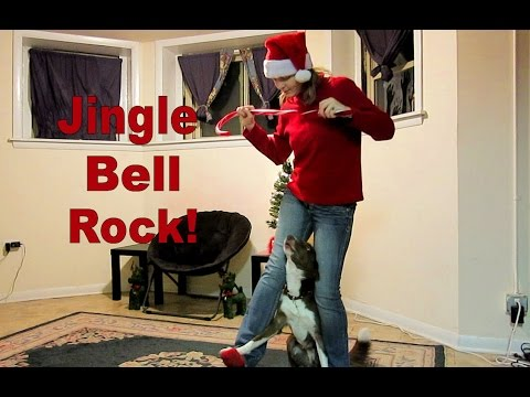 Jingle Bell Rock - Dog Dancing