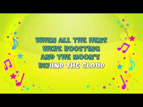 Dingle Dangle Scarecrow | Karaoke | Action Song  | Nursery Rhyme | KiddieOK