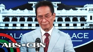 Palace holds press briefing | News Live
