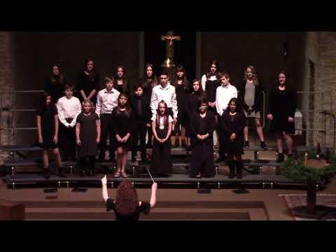 "2019 Bethlehem Academy Choral ""Lessons and Carols"""