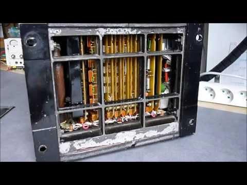 Mystery soviet C23-1 electronics box teardown