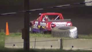 Iowa State Fair Speedway | Trucks