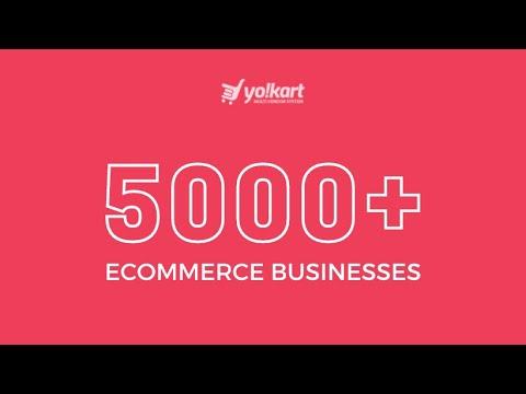Yo!Kart Online Marketplace Platform - Customizable | Scalable | Affordable