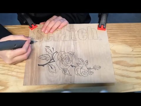 how to make a wood sign with lettering