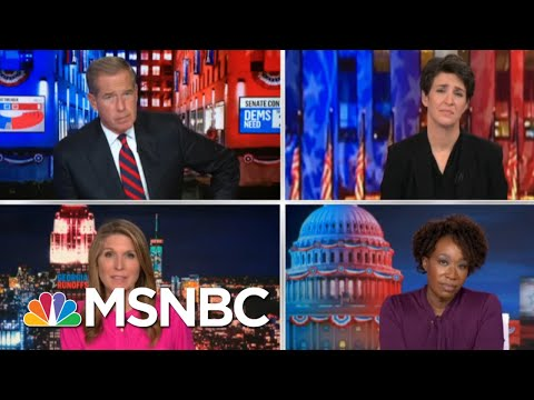 Watch For Republicans To Use Trump Vote Fraud Lies To Push Vote Suppression Rules | Rachel Maddow