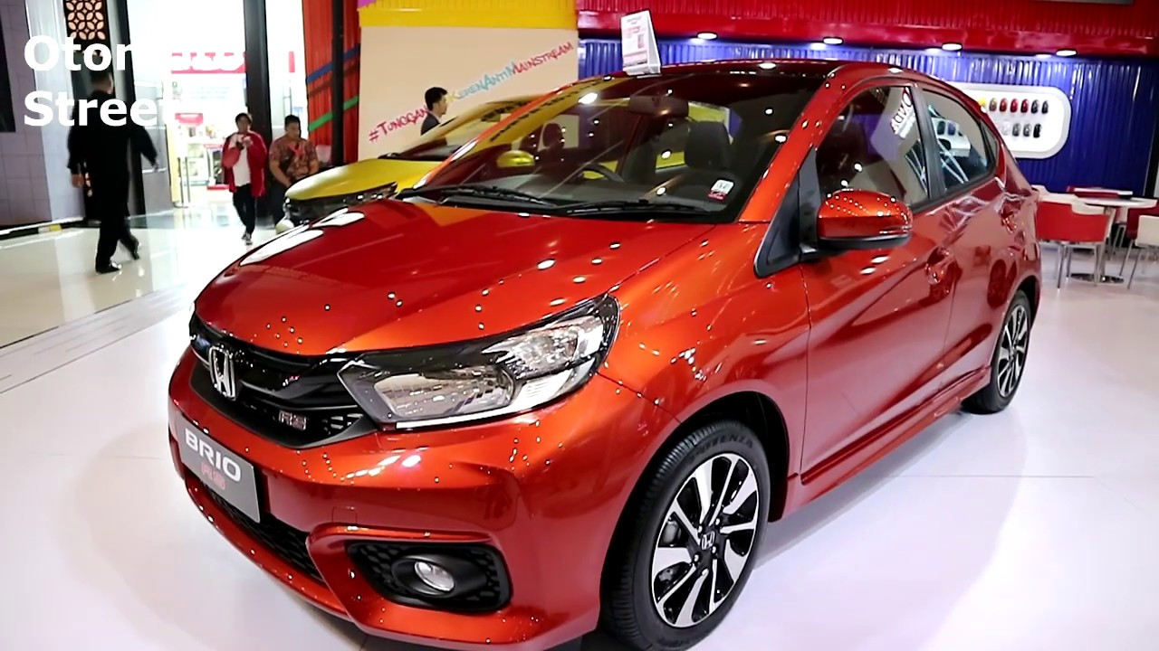 Honda Brio Rs 1 2 Cvt 2020 Exterior And Interior Youtube