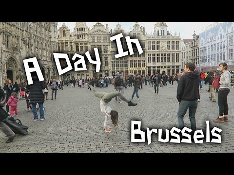 A Day In Brussels!