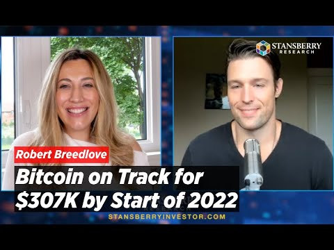 Bitcoin On Track For $307K By Start Of 2022,