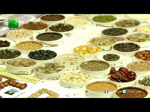 Kavithai Ganesan, Farmer - TamilNadu Civil Supply Corporation In Organic World Congress 2017