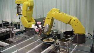 FAMEN: Ramen preparado por robots industriales / Ramen done by industrial robots