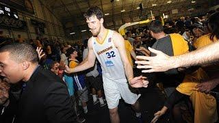 Highlights: Ognjen Kuzmic helps lift Santa Cruz Warriors to NBA D-League title