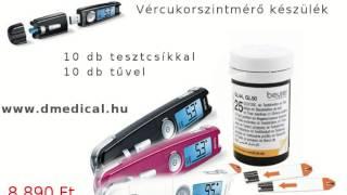 Dmedical Tech - Vércukormérő készülékek - Vércukorszintmérő - Beurer GL50 thumbnail
