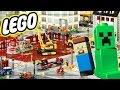 LEGO LUCKY BLOCK MOD CHALLENGE (LEGO CITY PVP) | Minecraft - Lucky Block Mod