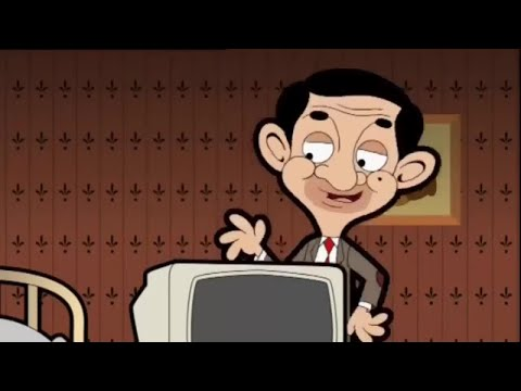 😋😆🤗Mr Bean Best Cartoons­ NEW...
