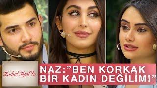 Zuhal Topal'la 161. Bölüm (HD)   Ali, İranlı Güzel Talibi Saba'ya Ne Cevap Verdi?
