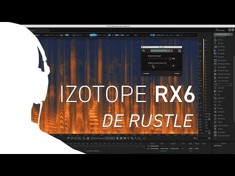 What's new in iZotope's RX6 | Musitechnic