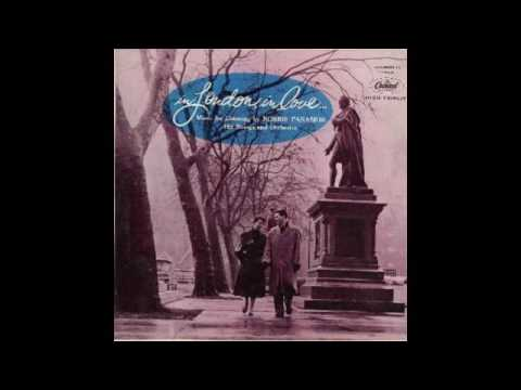 Norrie Paramor His Strings And Orchestra ‎– In London, In Love - 1956 - full vinyl album