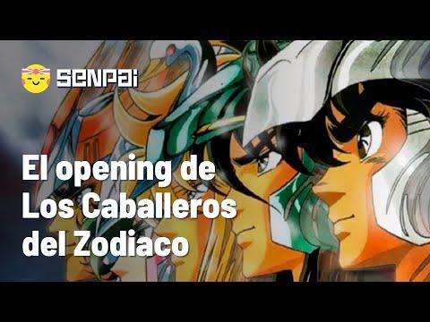 El primer opening de Los Caballeros del Zodiaco en América Latina | Senpai
