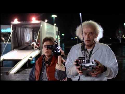 back-to-the-future-[1985]---the-delorean