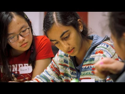 Stanford women teach high school girls to code