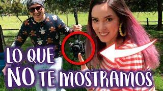 Atrapados en una carretera tenebrosa - Detras de cámaras BACK TO YOU - Selena Gomez I By Kika Nieto
