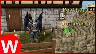 Runescape: Feather4Dollars | Wizered
