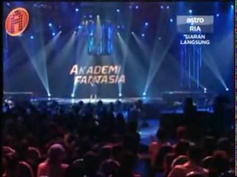 ADIRA Bertamu Di Kalbu Konsert AF8 Minggu Pertama