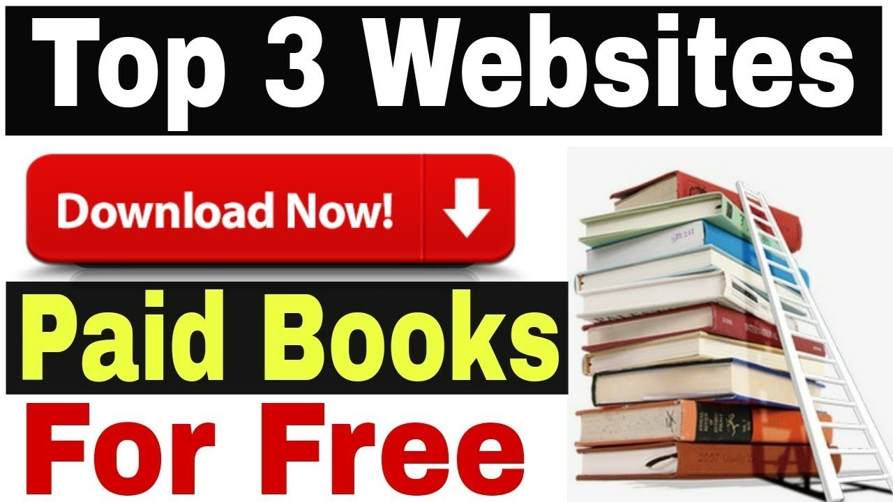 best sites to download paid books for free