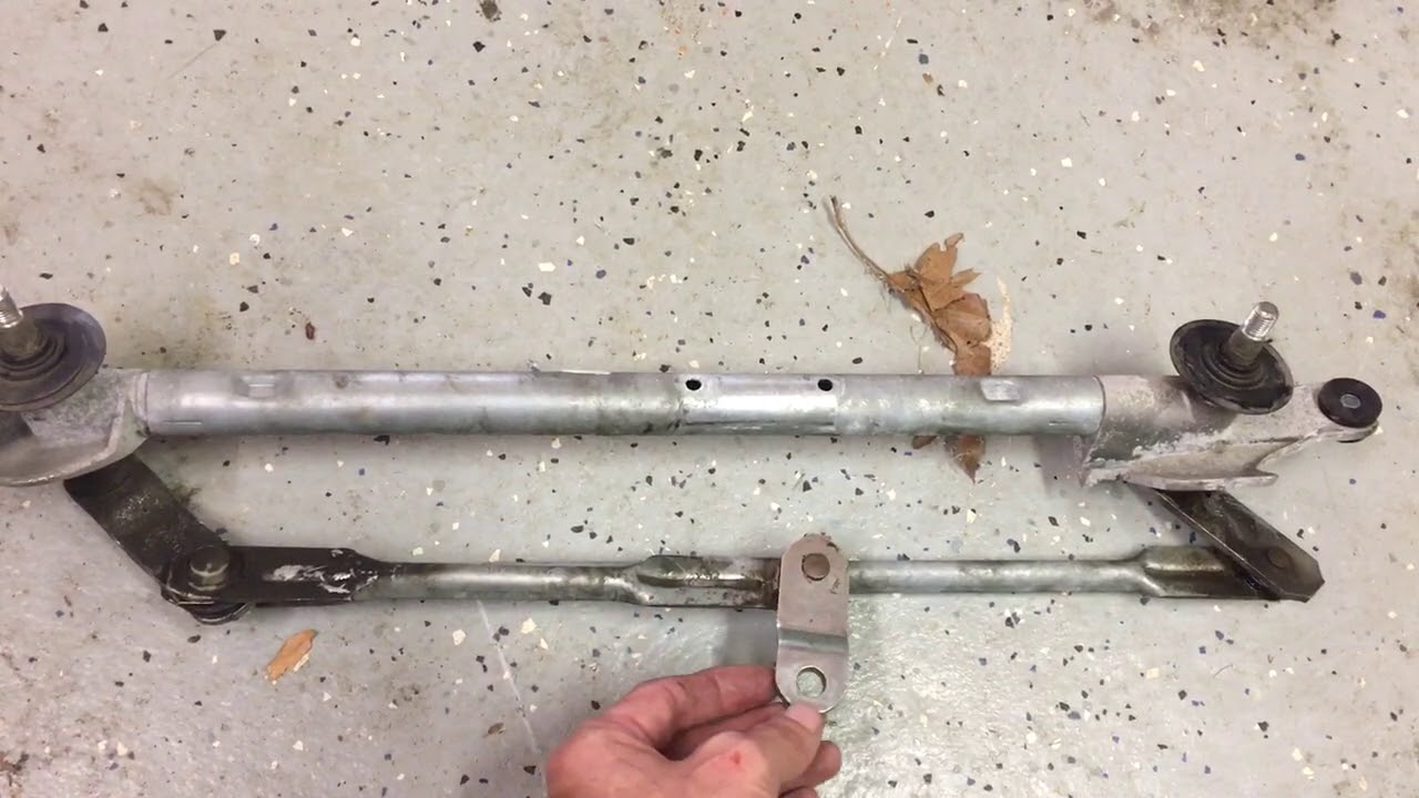 Must Watch Equinox Terrain Wiper Motor Linkage