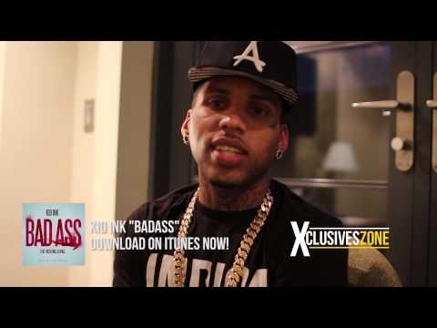 Kid Ink Talks Signing To RCA Records, Working With Pharrell, Tha Alumni,