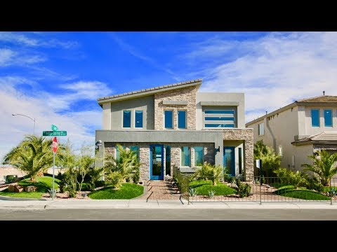 Modern Home For Sale Las Vegas Southwest | $434K | 2,940 Sqft | 5 Beds | 4 Baths | 3 Car