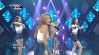 [HIT] 뮤직뱅크-SISTAR - Touch My Body.20140815