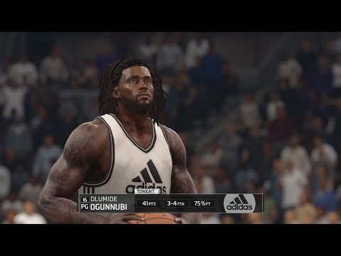 NBA LIVE 16 - Rising Star Gameplay (MyCAREER) Pt 1: Rookie Showcase & Draft [1080p 60FPS HD]