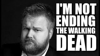 The Walking Dead Is Not Ending - Robert Kirkman Remarks About TWD Ending Explained