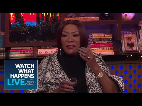 Patti LaBelle's 'Where Are My Background Singers?' Moment | WWHL
