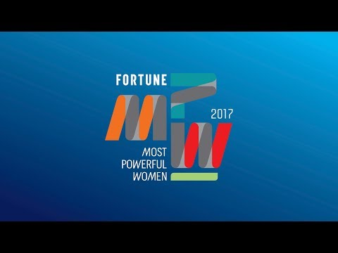 Watch Live: Fortune's Most Powerful Women Conference 2017