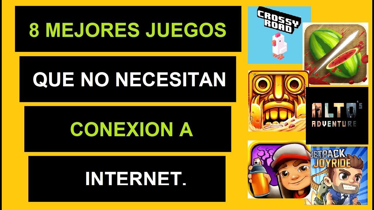 8 Mejores Juegos Que No Necesitan Conexion A Internet 2017 La Ruta