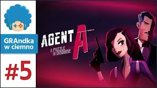 Agent A: A puzzle in disguise PL #5 | Na ratunek Agentowi B!