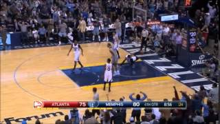 Tony Allen Highlights of the 2014-2015 NBA season