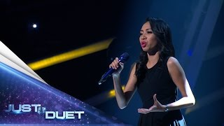 Video Josepha, small girl with a big voice! - Audition 3 - Just Duet download MP3, 3GP, MP4, WEBM, AVI, FLV November 2017