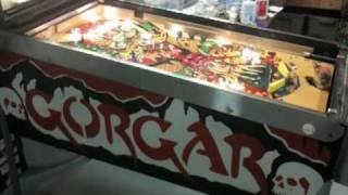 Williams Gorgar Pinball Machine Restore - Episode 3