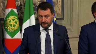 Shut out but revved up: could Italy's Salvini thrive in opposition?