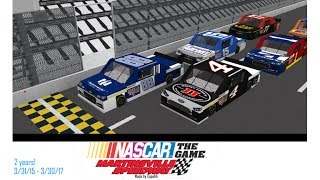 Nascar the Game: Martinsville Roblox
