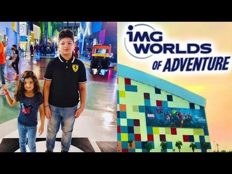 IMG WORLDS OF ADVENTURE | LARGEST INDOOR THEME PARK IN DUBAI