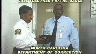 Correction Officers - North Carolina
