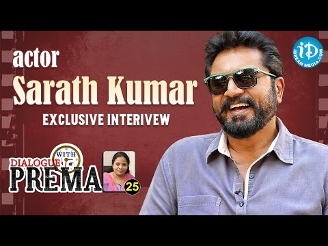 Actor Sarath Kumar Exclusive Interview | #Nenorakam | Dialogue With Prema | Celebration Of Life #25