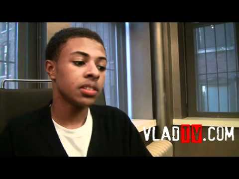 Exclusive: Diggy Simmons Gives Us His Top Three Rappers