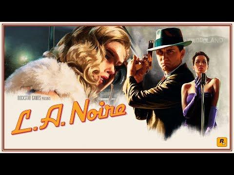L.A Noire| Somos detectives| !! fb Live Gameplay !